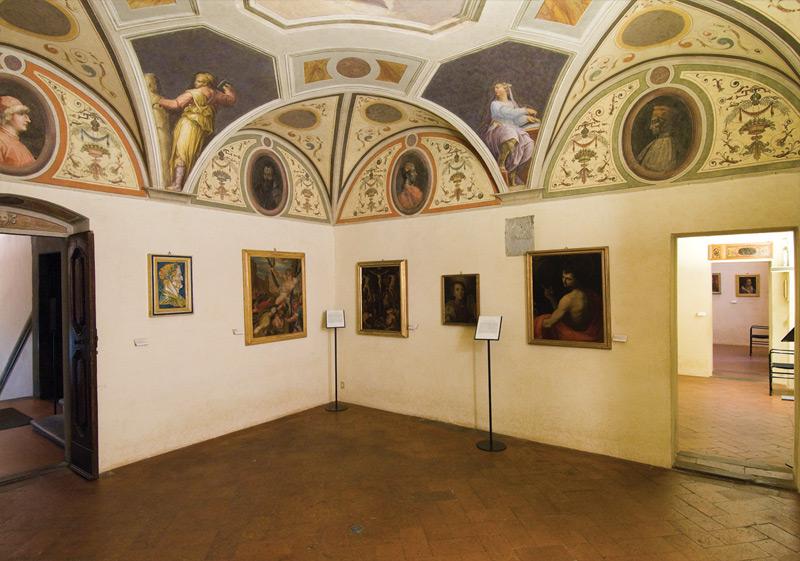 Museo casa vasari ticket office for Piani di casa vivente della casa
